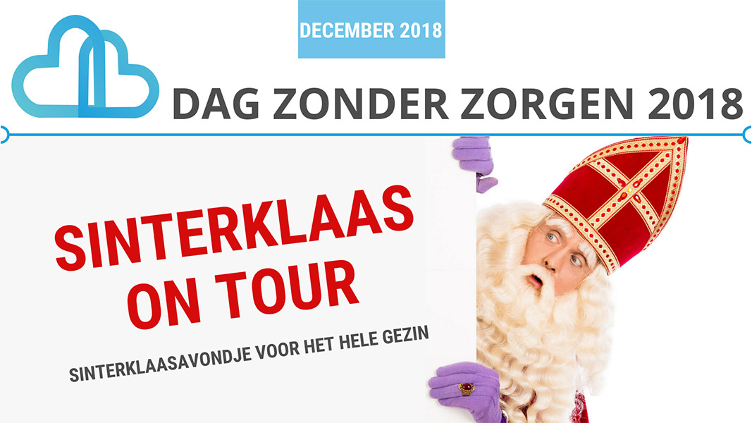 Hij komt, Hij komt Sinterklaas On Tour 2018