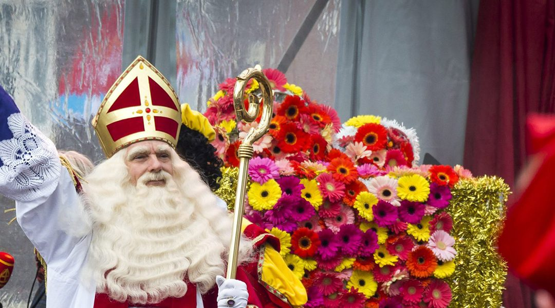 Sinterklaas On Tour in het AD